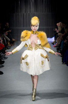 Pam Hogg Catwalk Show, AW On|Off