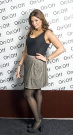 OnOff & Rankin party at the W hotel
