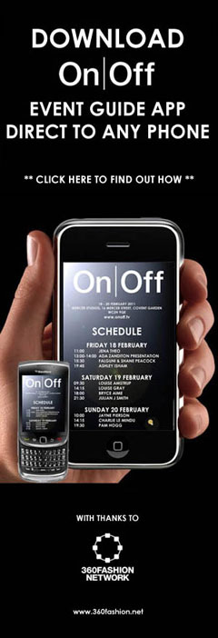 Download the On|Off app