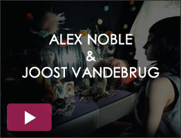 Alex Noble & Joost Vandebrug