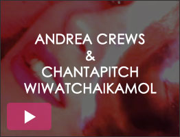 Andrea Crews & Chantapitch Wiwatchaikamol